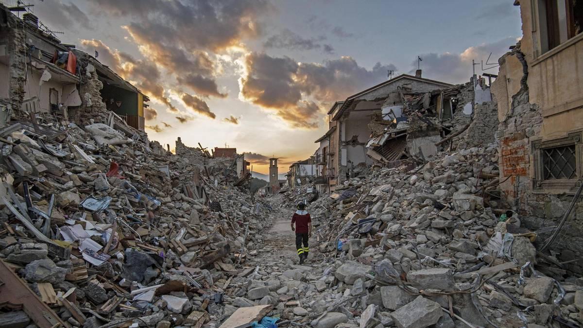 Erdbeben Mittelitalien, Fatos Desconhecidos