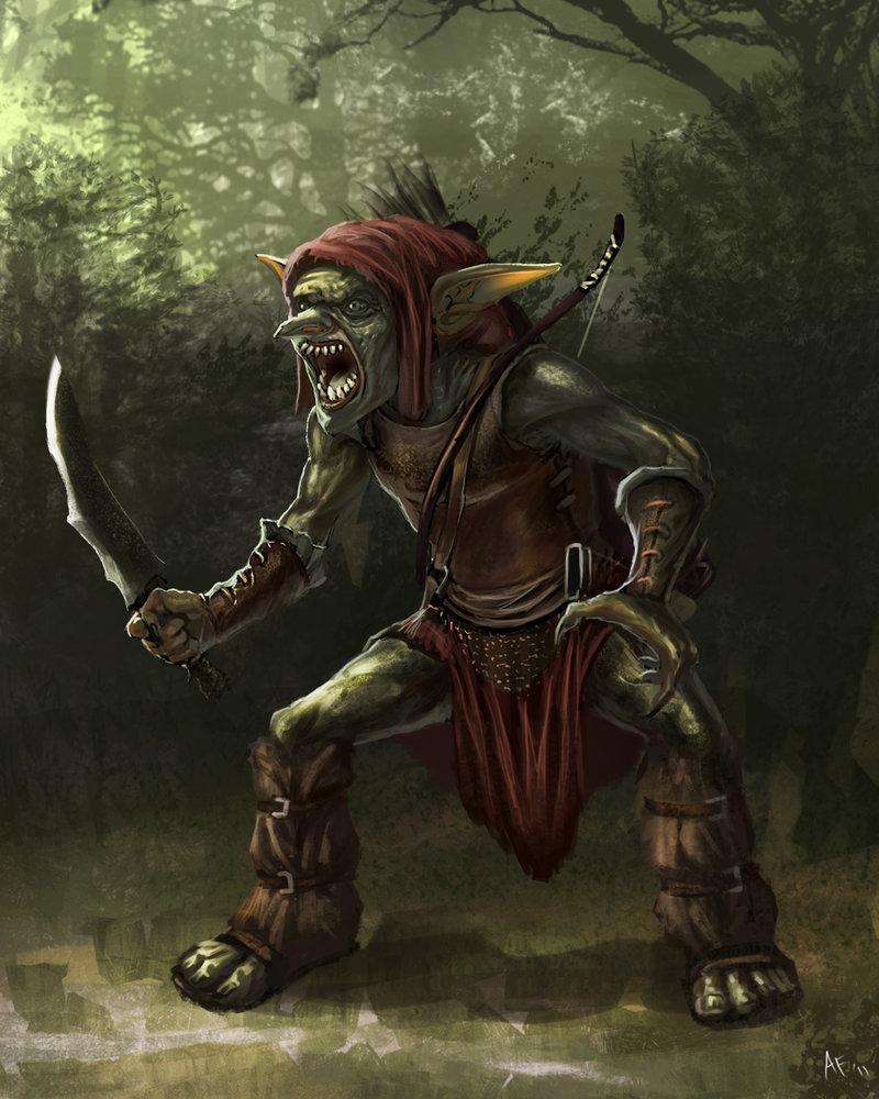 Goblin By Aaronflorento D7srkrg, Fatos Desconhecidos