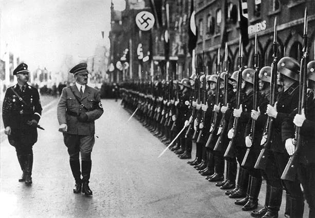 Hitler Ss 670729n, Fatos Desconhecidos