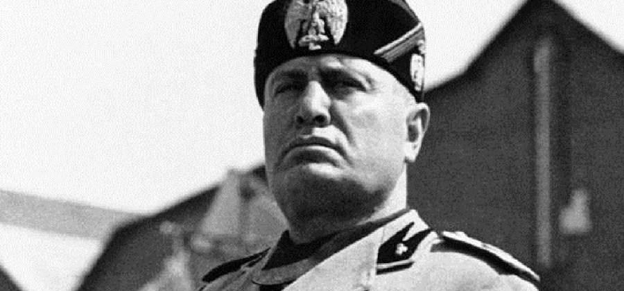 Resultado de imagem para Benito Mussolini