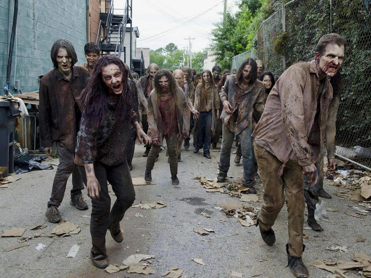 Walking Dead, Fatos Desconhecidos
