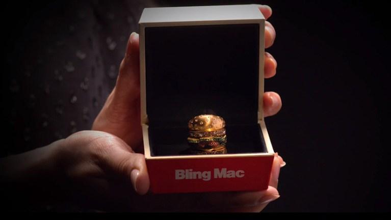 McDonald's cria o Hambúrguer mais caro do mundo