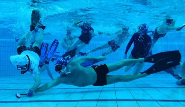 Underwater Hockey 600x349, Fatos Desconhecidos