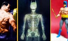 7 fatos bizarros que você não sabia sobre o corpo do Batman