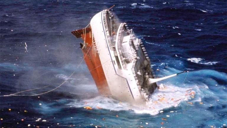 7 naufrágios tão trágicos quanto o Titanic