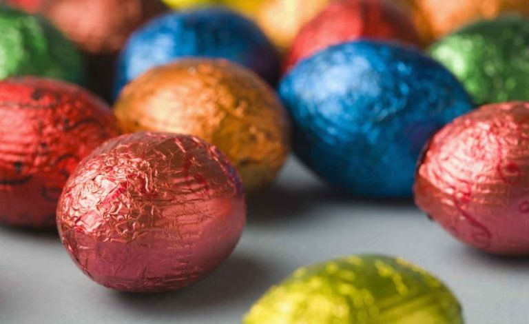 Quanto custa o ovo de páscoa em outros países?