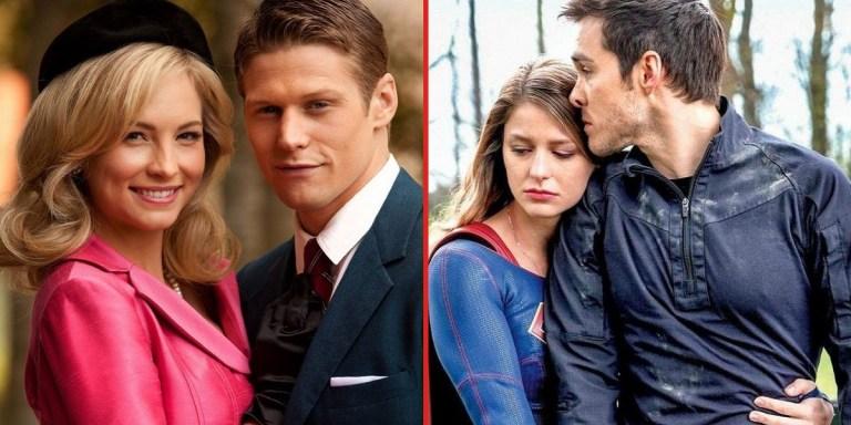 8 casais das séries da CW que você não sabia que se pegaram na vida real