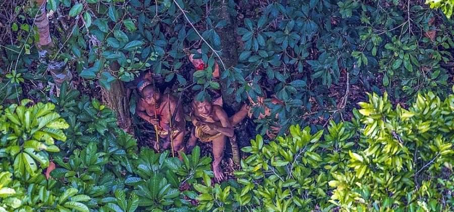 Resultado de imagem para comunidades indígenas isoladas no brasil