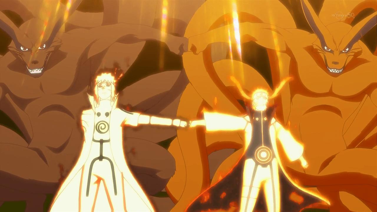 Naruto deixou o Relâmpago Dourado de Konoha orgulhoso no último episódio de Boruto