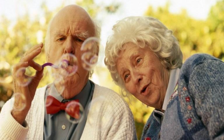 7 benefícios inacreditáveis de ficar mais velho