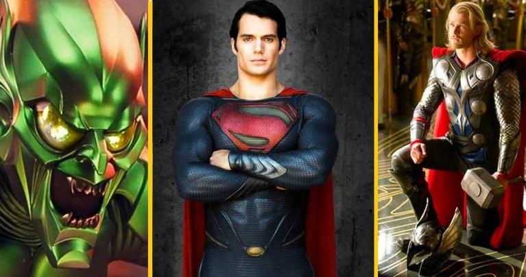 7 uniformes de super-heróis que os fãs detestavam, mas aprenderam a gostar