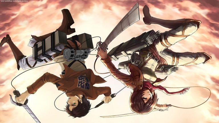 Criador de Attack on Titan revela duas histórias que inspiraram o final do mangá