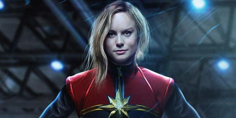 Brie Larson As Captain Marvel , Fatos Desconhecidos