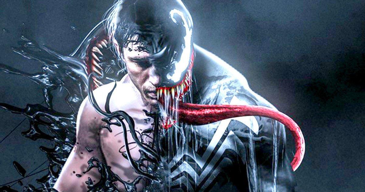 Homem Venom Foi Dominado