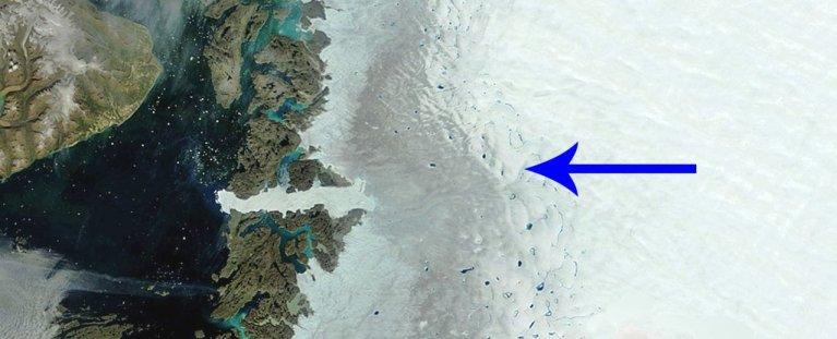 Zona Escura na Groenlândia está se tornando um problema para todo o mundo
