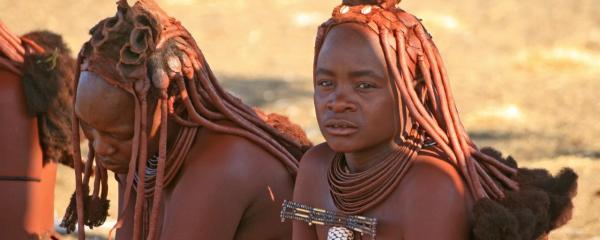 Himba Namibia Exploringafrica Safariadv Redskin Village Africa Girls Rominafacchi 600x240, Fatos Desconhecidos