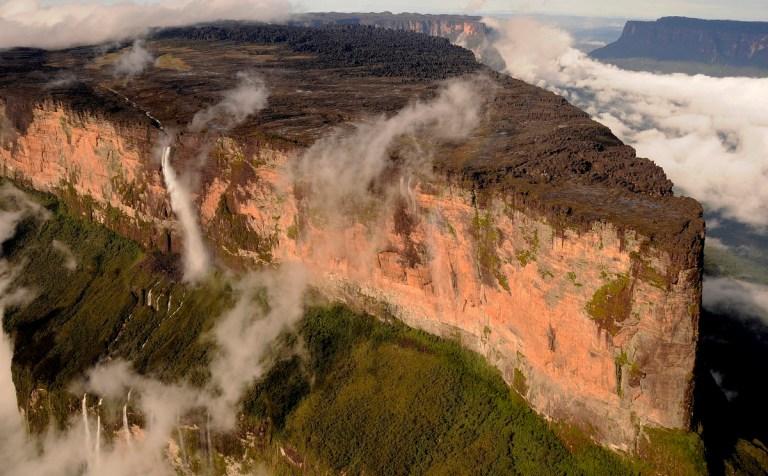 7 características geológicas mais antigas do planeta