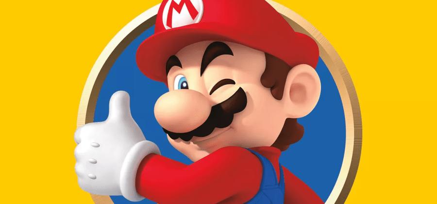 O Super Mario sem bigode é a coisa mais perturbadora que você verá hoje 9378f5a5efb