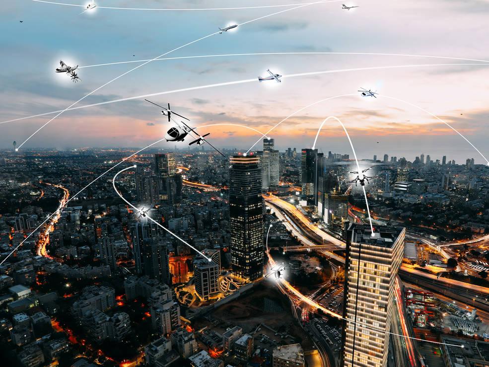 NASA afirma que carros voadores já são uma realidade