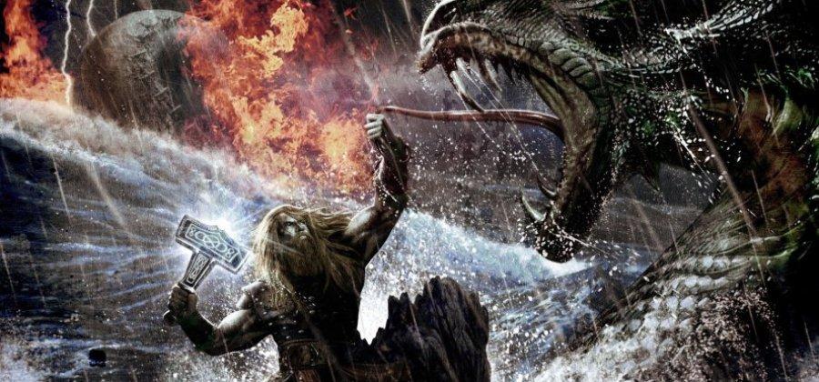 Resultado de imagem para mitologia nordica