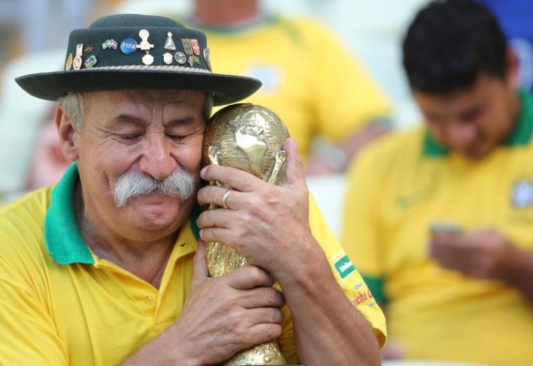 18 imagens que descrevem perfeitamente o Brasil durante a Copa do Mundo