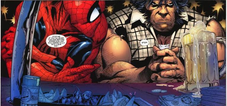 A verdadeira razão pela qual o Homem-Aranha não pode beber cerveja