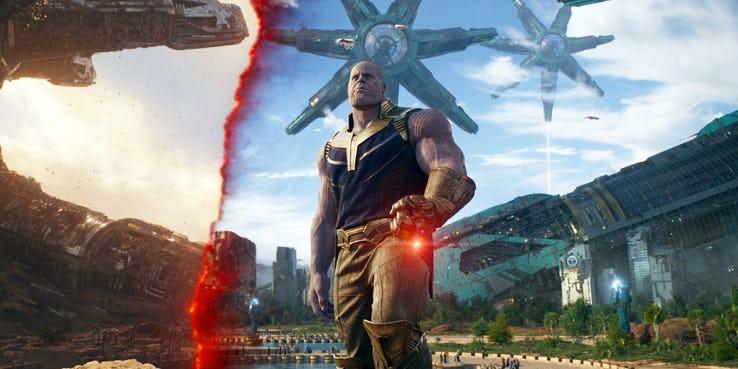 Teoria de Vingadores: Guerra Infinita indica que Thanos viajou no tempo depois do estalo