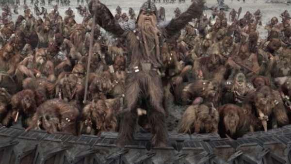 Wookies 600x338, Fatos Desconhecidos