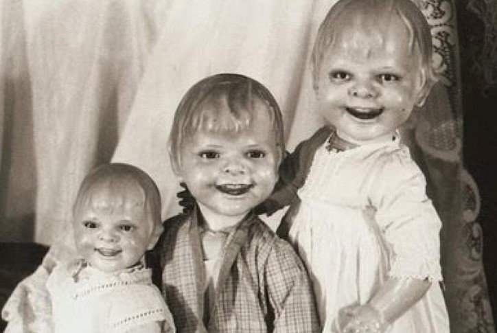 10 fotografias extremamente assustadoras, mas que eram normais no passado