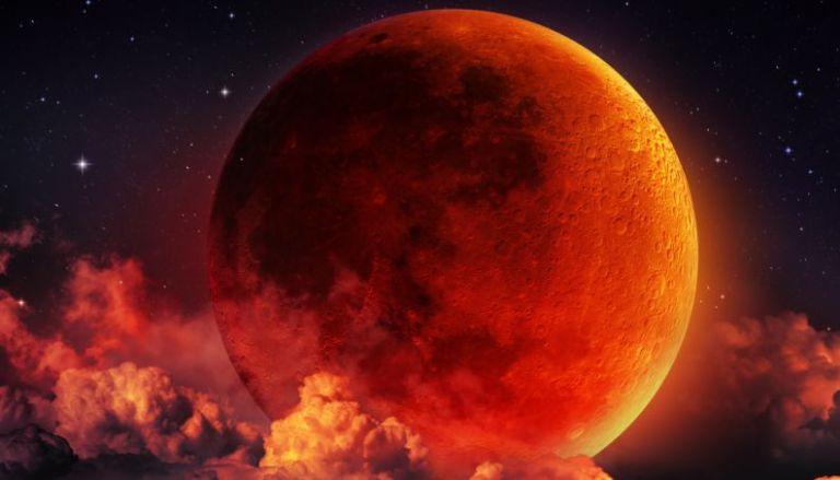 """""""Lua de Sangue"""" em Julho, será o mais longo eclipse lunar total do século 21"""