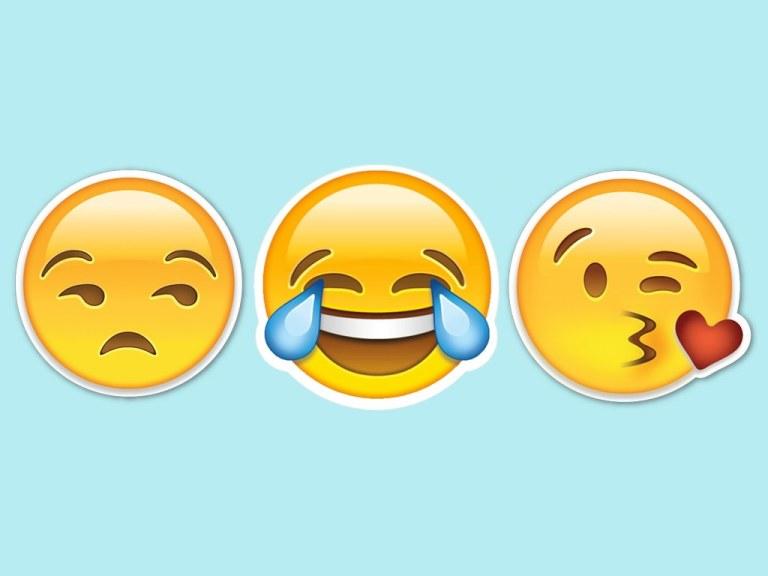 Os emojis podem ajudar a te deixar mais inteligente, segundo um estudo
