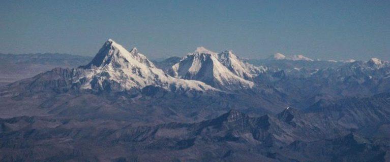Conheça uma das montanhas mais altas do mundo que jamais foi escalada