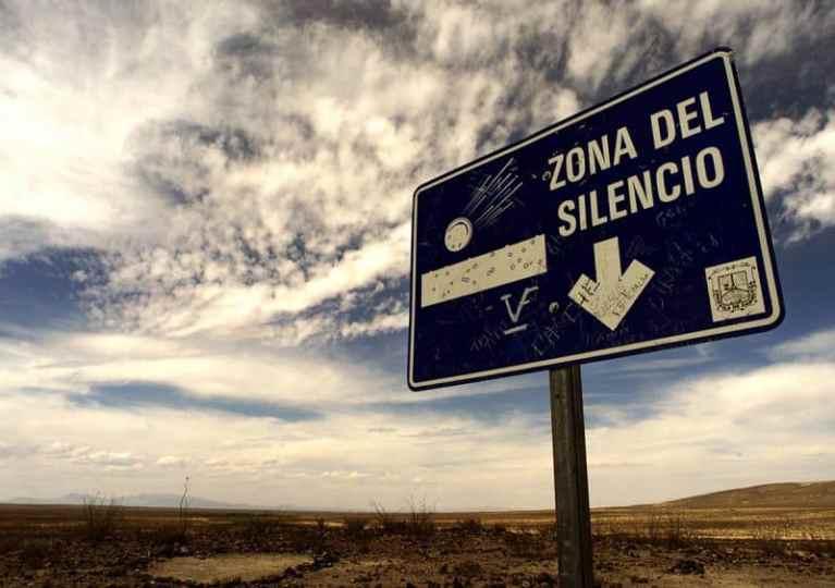Conheça a misteriosa Zona do Silêncio localizada no México
