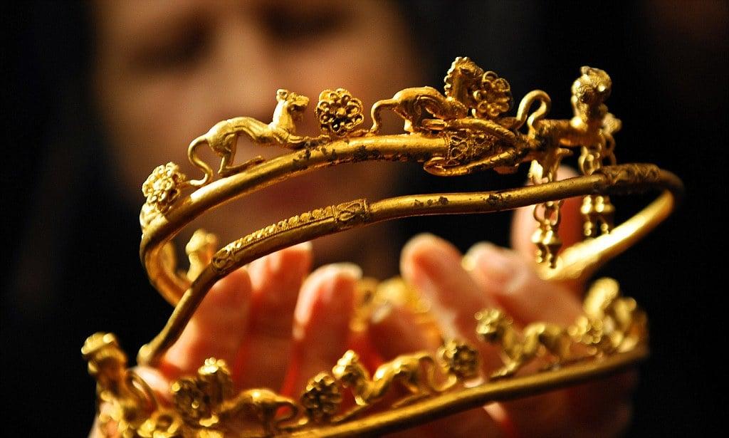 7 artefatos de ouro que escondem grande mistérios