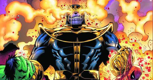 Testes de vídeo para Vingadores: Guerra Infinita revelam um visual diferente para Thanos