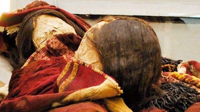 As múmias do Chile que são capazes de matar mesmo depois de mortas