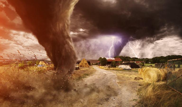 Por que furacões nunca atingem o Brasil?