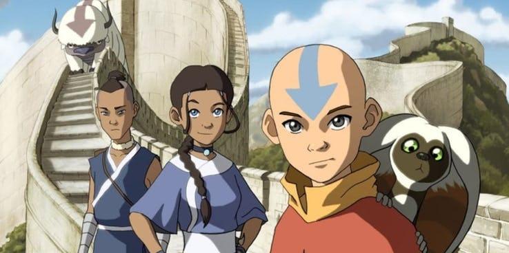 Avatar The Last Airbender Concept, Fatos Desconhecidos