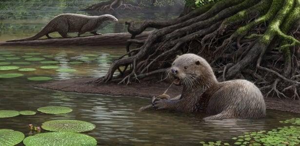 7 criaturas gigantes que viviam há milhões de anos