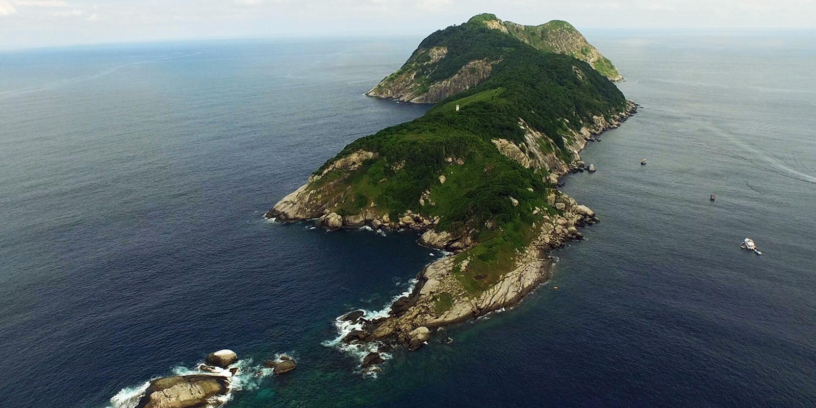 9 maiores ilhas que existem