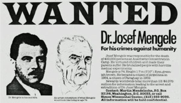 Mengele 600x340, Fatos Desconhecidos