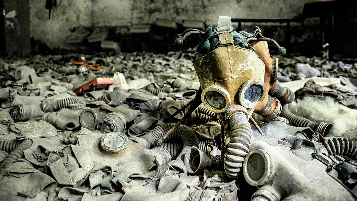 Ucrânia finalmente encontra uso perfeito para a terra radioativa de Chernobyl