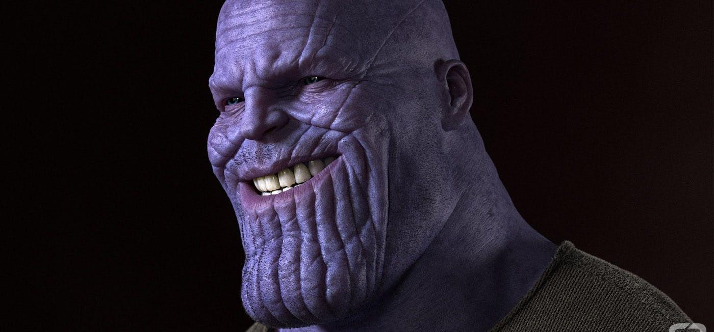 Fãs percebem detalhe inesperado em Thanos