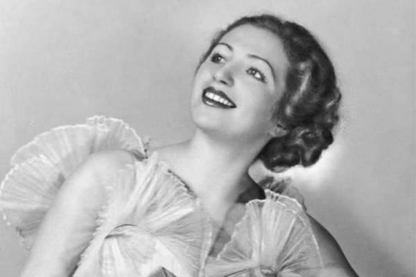 Franceska Mann Nazi Ballerina 600x400, Fatos Desconhecidos