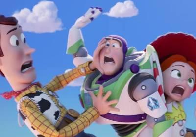 Novo personagem de Toy Story 4 pode ter aparecido em outro filme da Pixar a116a964f37