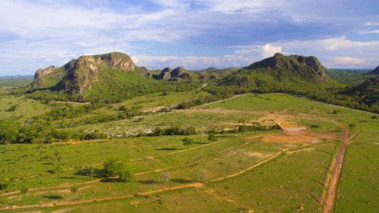 Cidade brasileira está localizada no centro da maior cratera de asteroide da América do Sul