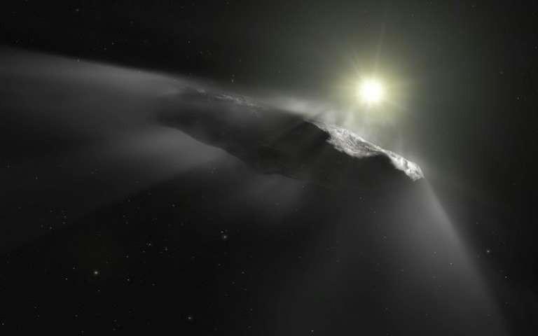 A verdade sobre Oumuamua, o suposto objeto alienígena que entrou em nosso sistema solar