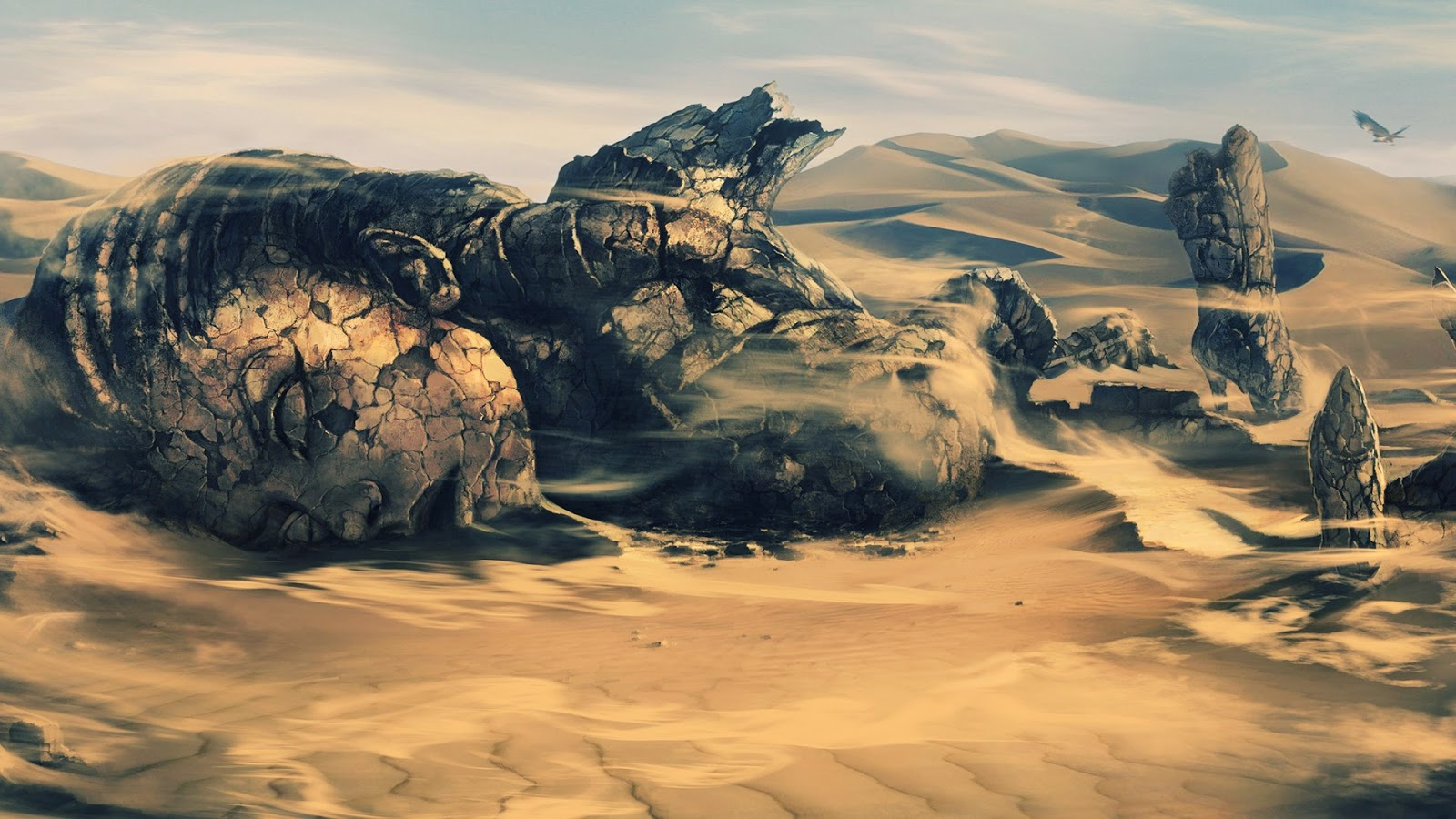 7 razões que nos fazem acreditar que civilizações avançadas existiam antes da nossa