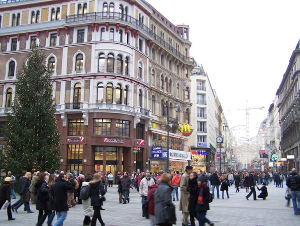 Centro De Viena11 600x451, Fatos Desconhecidos