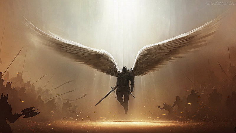 O Arcanjo Miguel, o poderoso protetor das almas vivas